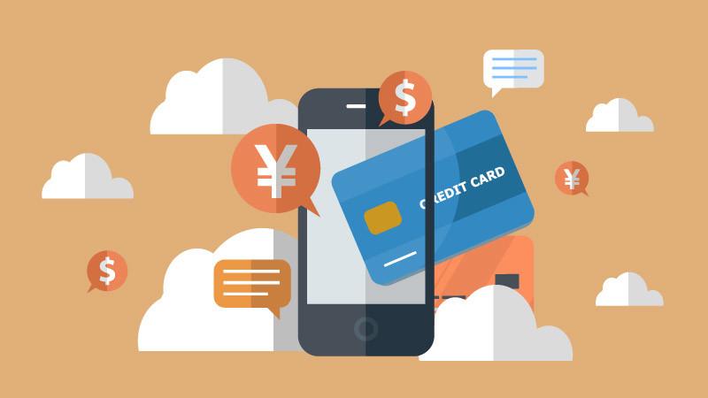 icloud只能用信用卡吗?