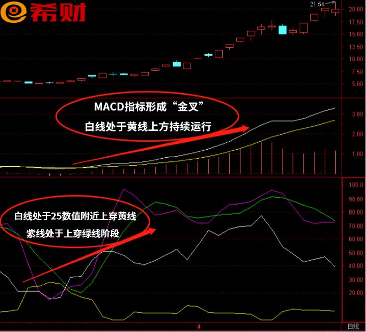 中线构成参考目的MACD +DMI该何以运用