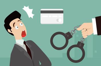 有多少人因信用卡坐牢?信用卡抓人坐牢不是吓唬人的