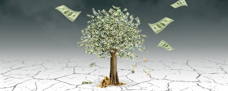市场下跌基金亏损该怎么办?如何对待市场的下跌?